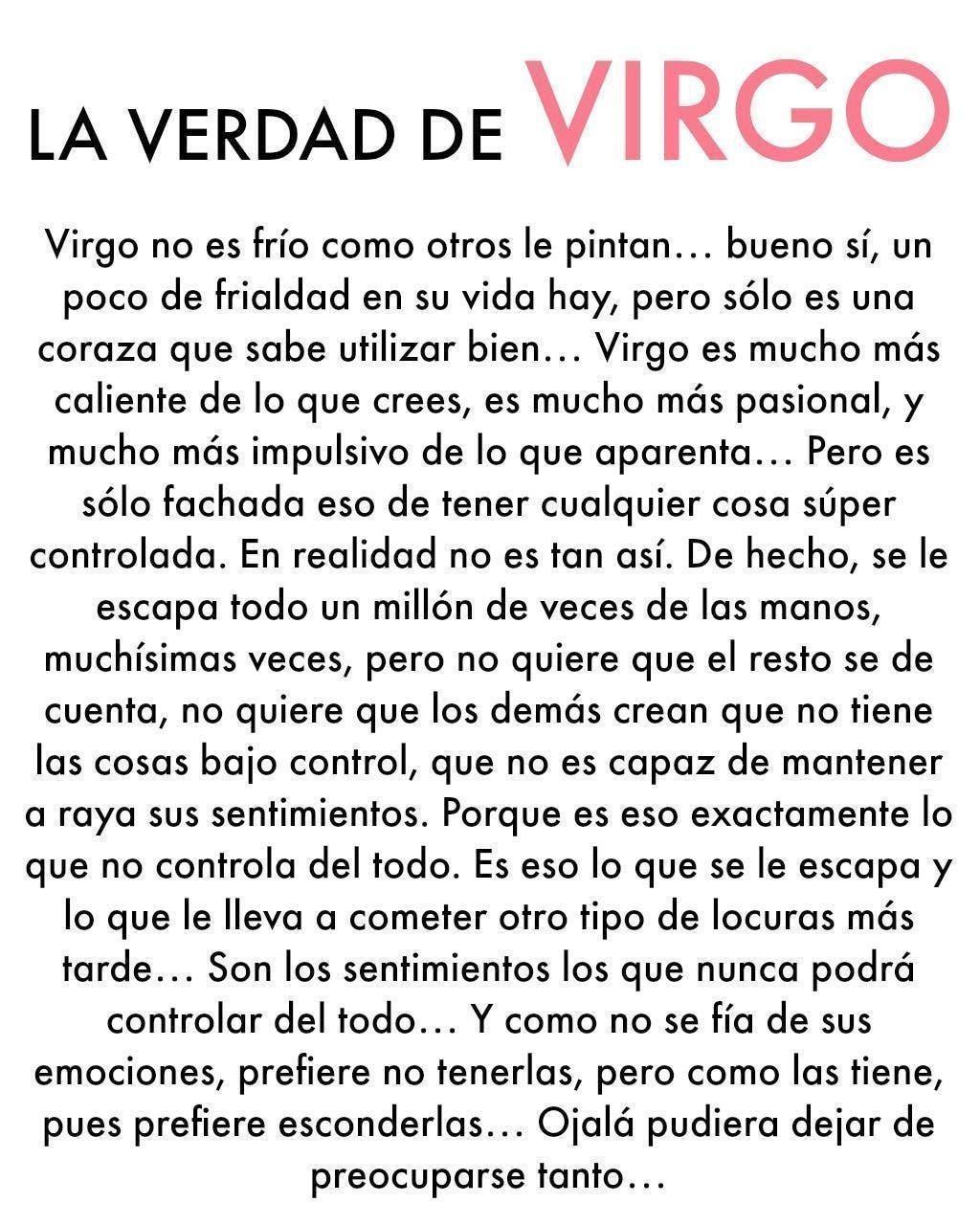 Horoscopo de virgo virgo g 233 minis horoscopo de virgo jose vicente la verdad de virgo hor - Como son los virgo ...