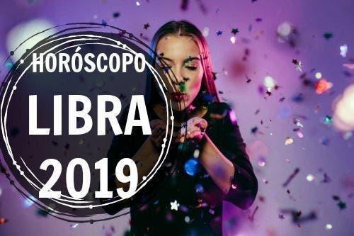 LIBRA HORÓSCOPO 2019 - HORÓSCOPO NEGRO